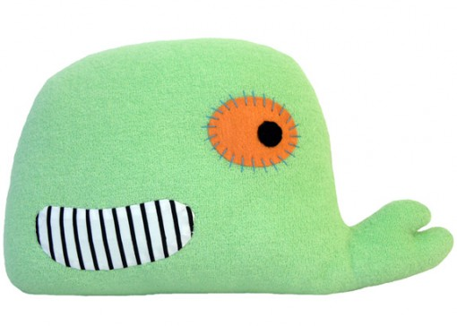 Zielony Wieloryb Namsai