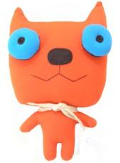 Pomarańczowy Pies Frodo