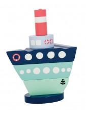 Wieża statek - nakładanka