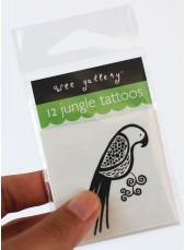 Tatuaże Wee Dżungla